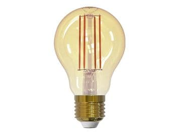 Wi-Fi LED ES (E27) GLS Filament Dimmable Bulb, White 470 lm 5.5W